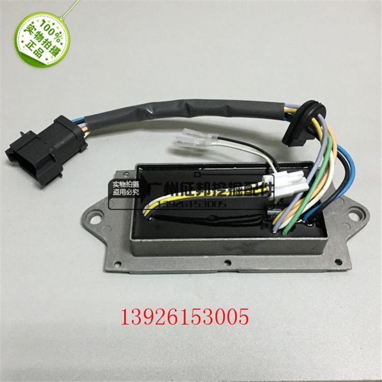 보드 제어 모듈 6 호선 / 7 호선 구동 굴삭기 부품 E320B / C / D 자동 스로틀 모터 모터에 대한 무료 배송