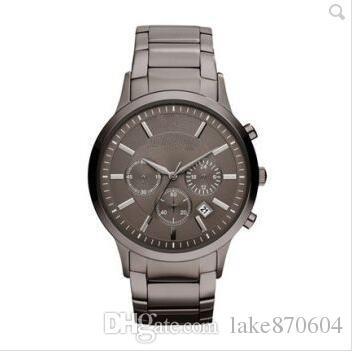 relogio masculino Drop shipping Classic fashion large dial watch for men AR2434 AR2448 AR2454 AR2453 AR2449 AR2452 WOMEN WATCH Wholesale