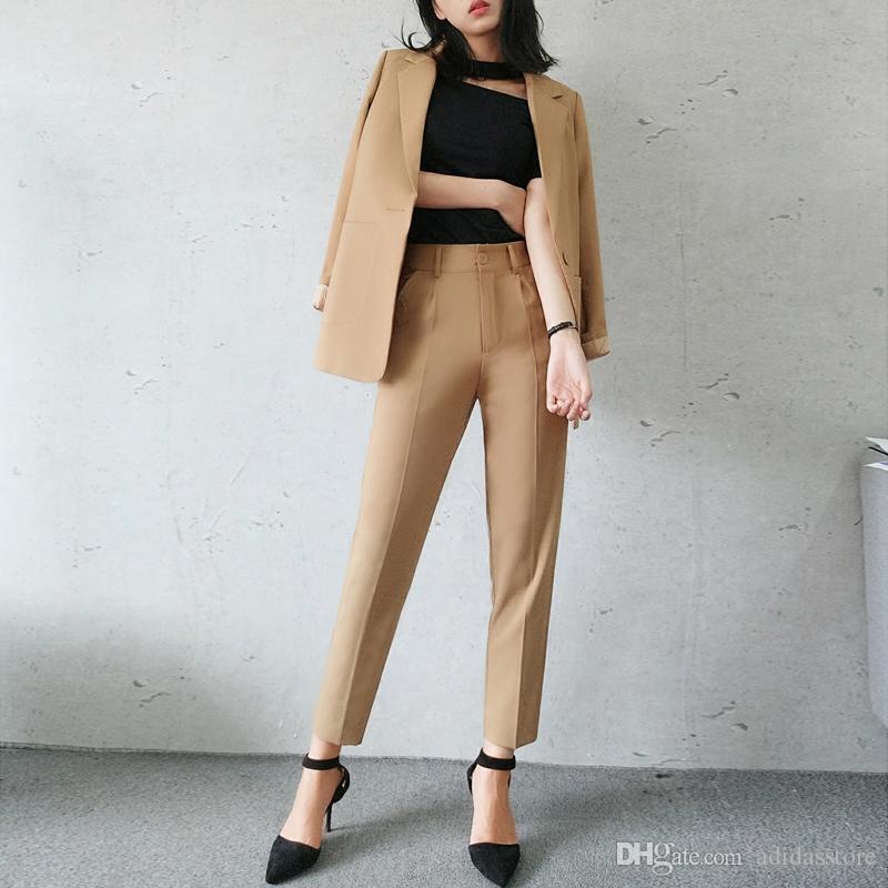 Acheter Costumes De Bureau Pour Femmes Costumes