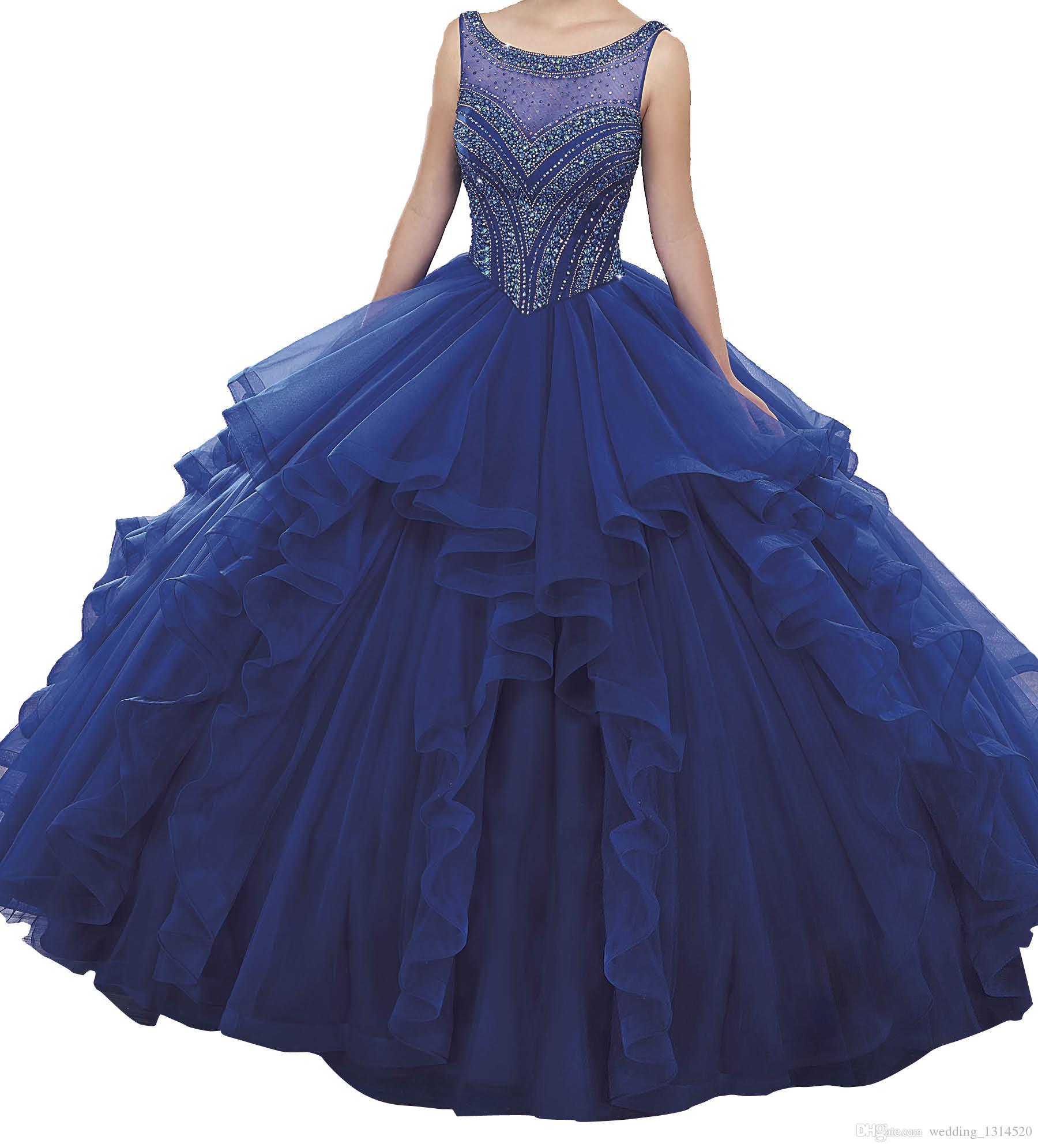 여성 보트 넥 볼 가운 프릴 페르시 2019 새로운 스타일 여자 (15) (16) 성인식 드레스 긴 파티 사용자 정의 백업 가운 레이스를 만든