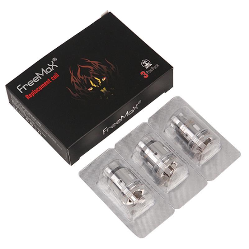 Freemax Fireluke Mesh Pro Coil Remplacement Simple Double Triple Mesh Core Core Pour Mesh Pro Tank 0266287