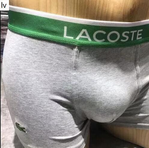 d6 respirável Men Underwear Macio Homens Boxers Designer breve carta Cuecas para Mens Sexy Masculino Shorts Boxer UPC33-1 9HCO PBBD 54V2 E2CP