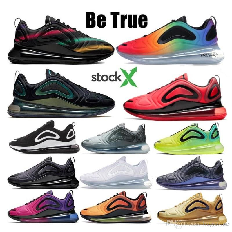 720 calza los zapatos corrientes 72c Trainer Futuro Series de aire BETRUE Upmoon Júpiter Venus Panda corredor máximo para los hombres Los deportes para mujeres zapatillas de deporte de diseño