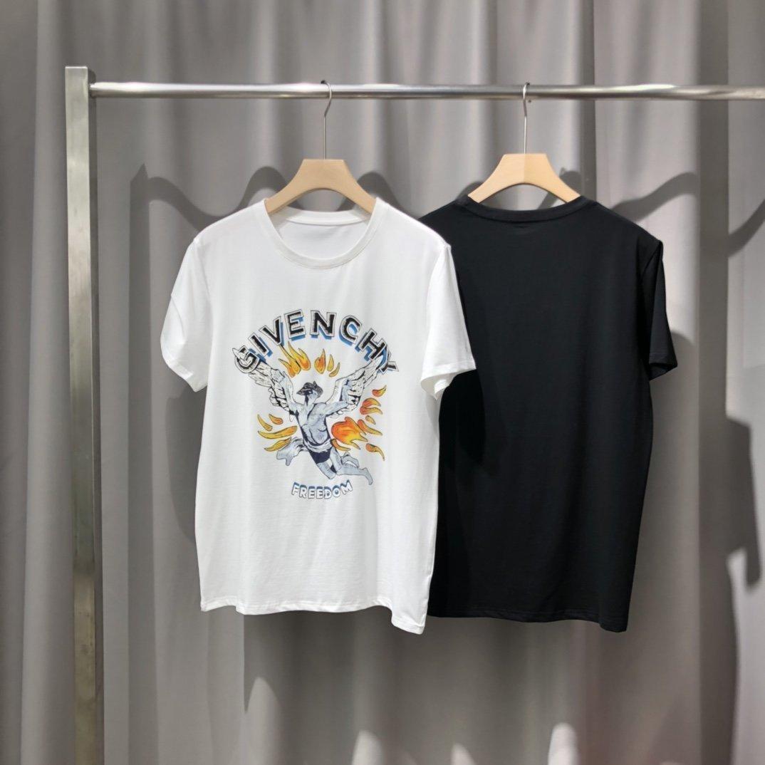 Kurzarmhemd 2020 Sommer Art und Weise Männer T-Shirt lässig einfache Art F4JH Neue hochwertige Männer * 35920200311