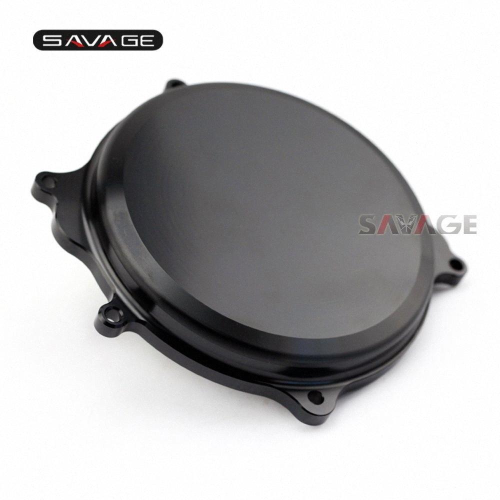 Motore carter frizione copertura esterna per DRZ400 E / S / SM DR-Z 400 DRZ400S DRZ400SM DRZ400E Motociclo Accessori destro CNC BpEI #