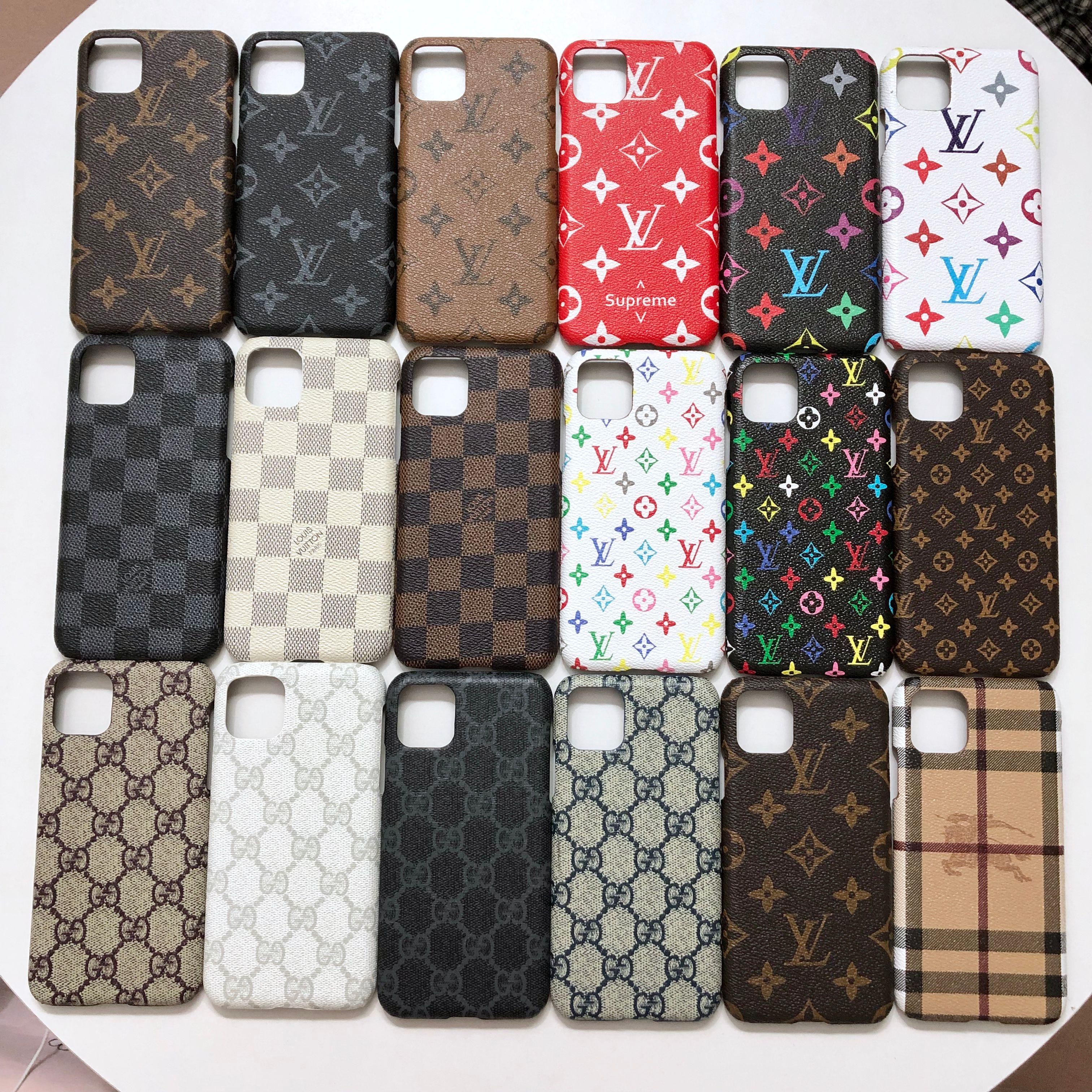 فاخر طباعة الغلاف حالة الهاتف لفون برو 11 11Pro X XS MAX XR 8 8Plus 7 7Plus 6 6S زائد القضية لسامسونج S20 S10 S9 S8 ملاحظة 10 9 8