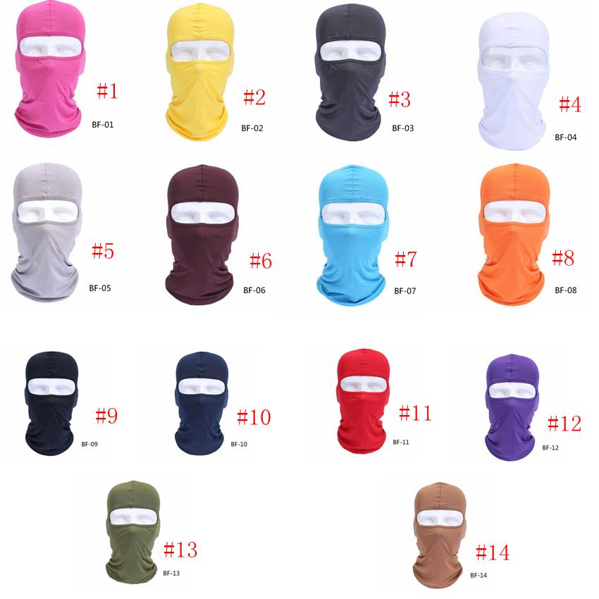 Ski Mask Multipurpose Face Mask Windproof Versatile Sports Casual Full Face Motorcycle Mask for Riding,Skiing,Snowboard ZZA210 360PCS