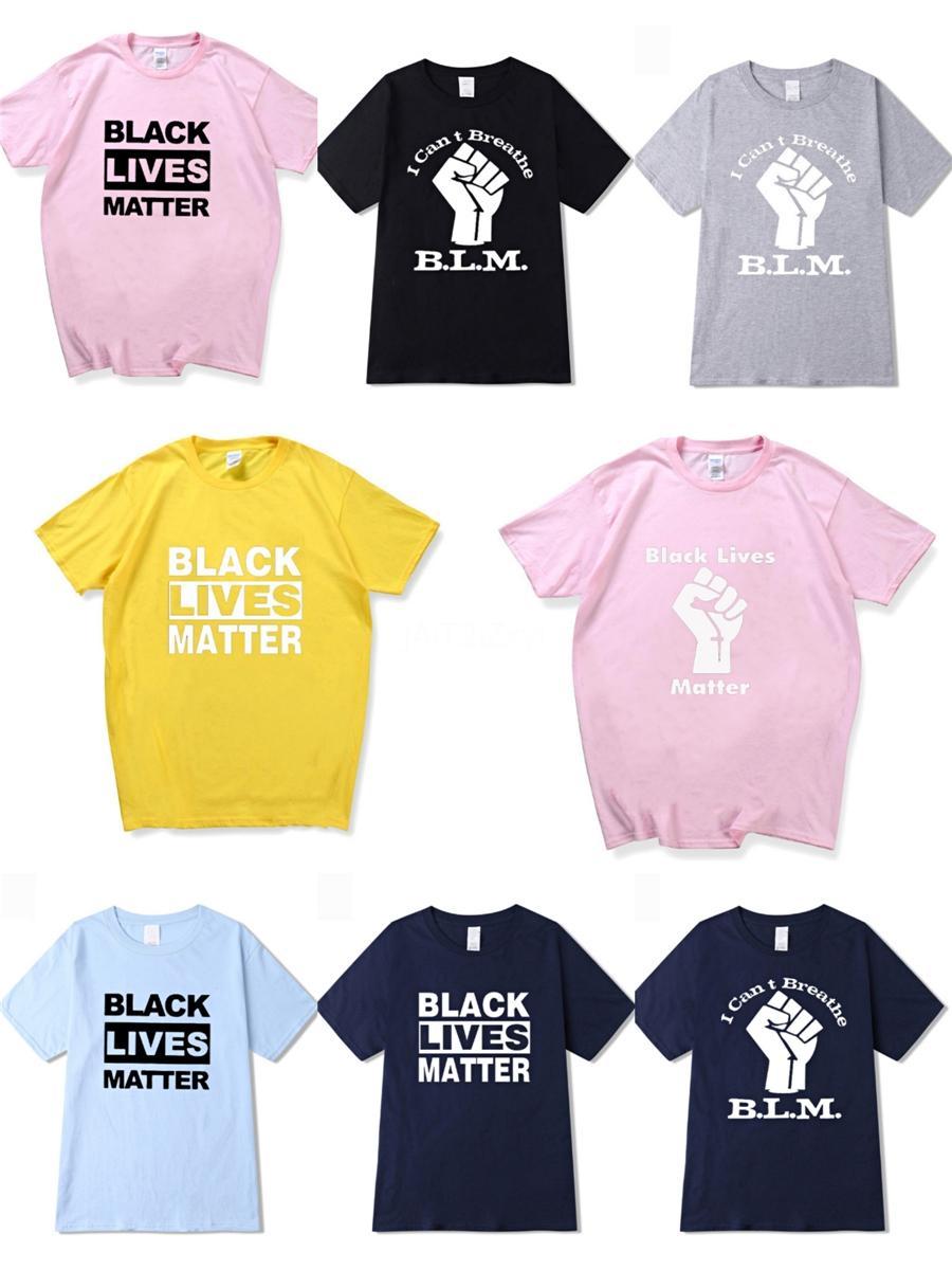 Я не могу дышать! New Men S Designer T Shirt Роскошные футболки Пе Мужчины конструктора рубашки Tshirt Дизайнерская Tee высокого качества дамы Тис Мульти # 754