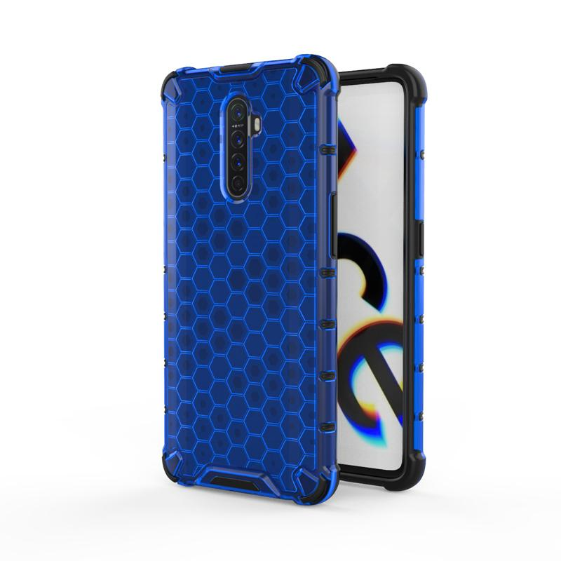 Ultra-Thin Anti-Scratch Mobile Phone Case Shockproof Cover Carbon Fiber Silicone Case for OPPO RENO ACE Back Cover