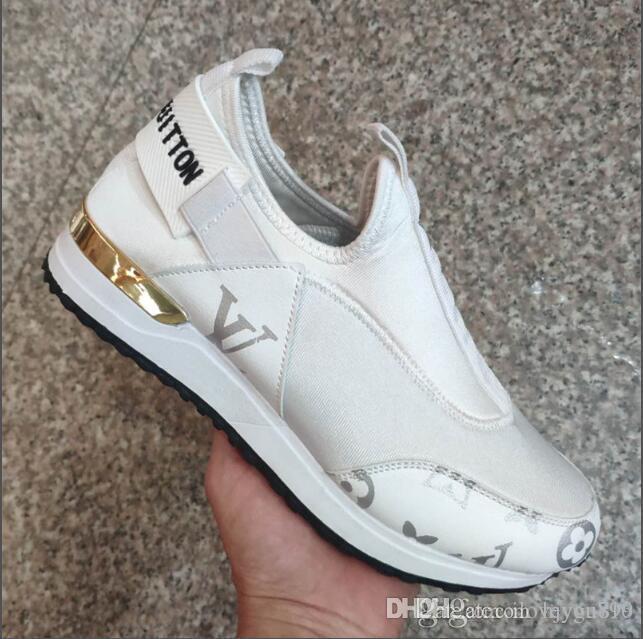 최고의 판매 최고 품질 디자이너 신발 여자 디자이너 패션 럭셔리 2019 브랜드 여성 캐주얼 신발 슈퍼 스타 테니스 신발을