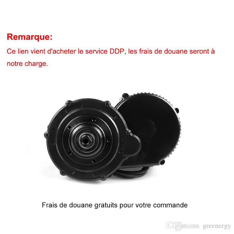 DDP Service to Electirc Bicycle Conversion Kit