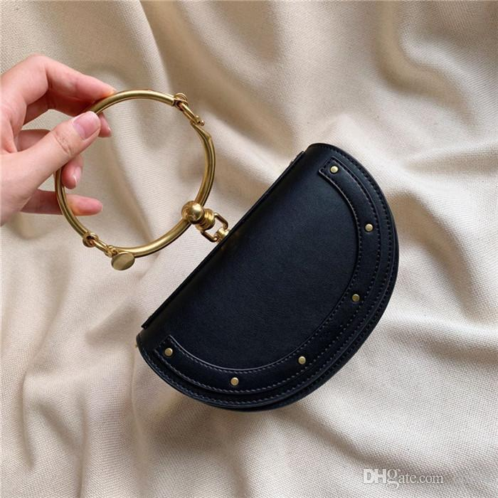Crossbody hot sell new cowhide color matching camera bags handbags purses leather handbag mini shoulder camera genuine leather purses bags