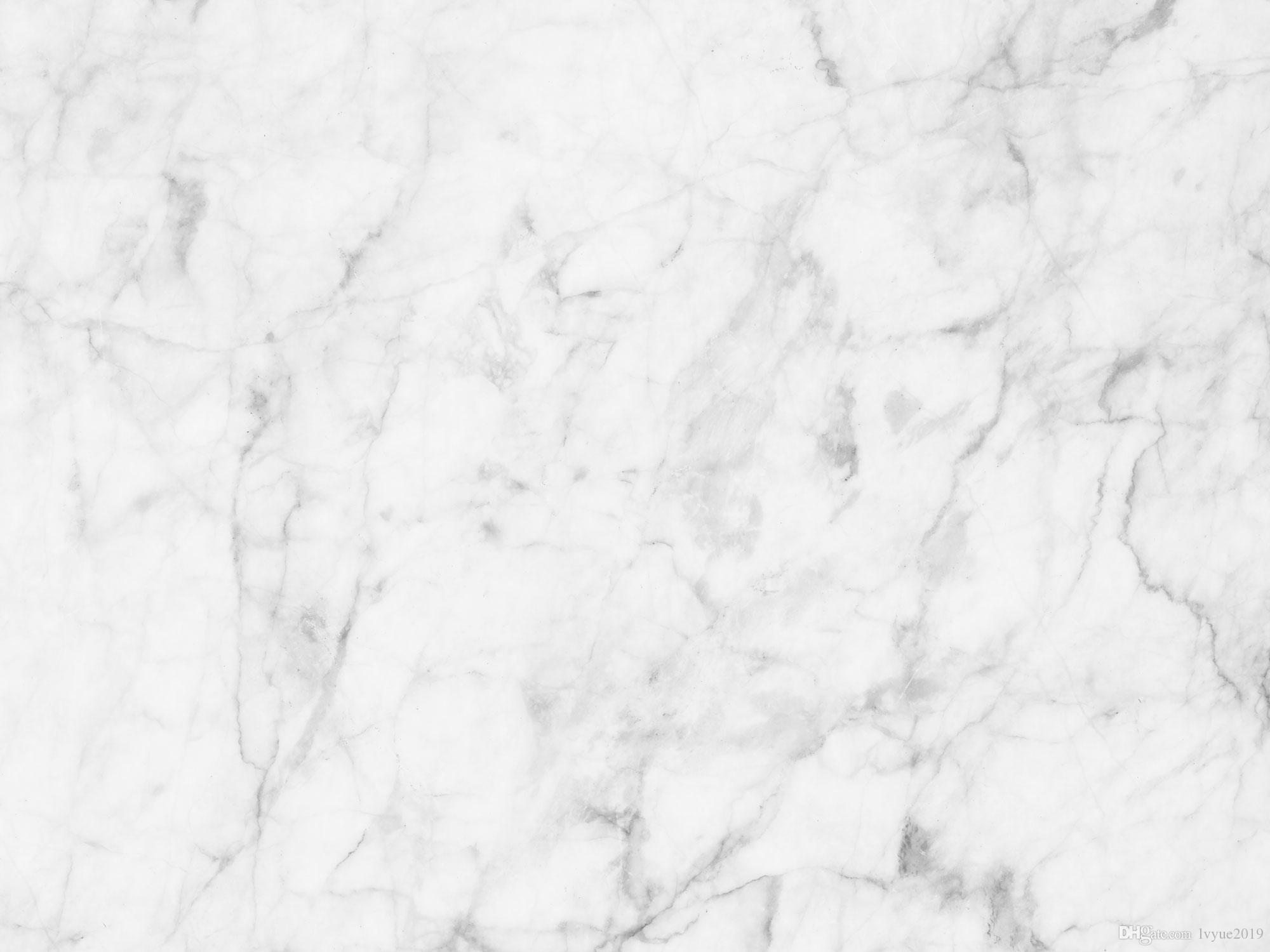 Marbre blanc Texture Photographie Patterned vinyle Backdrops Seamless photo Fonds Booth pour mariage Studio romantique Props