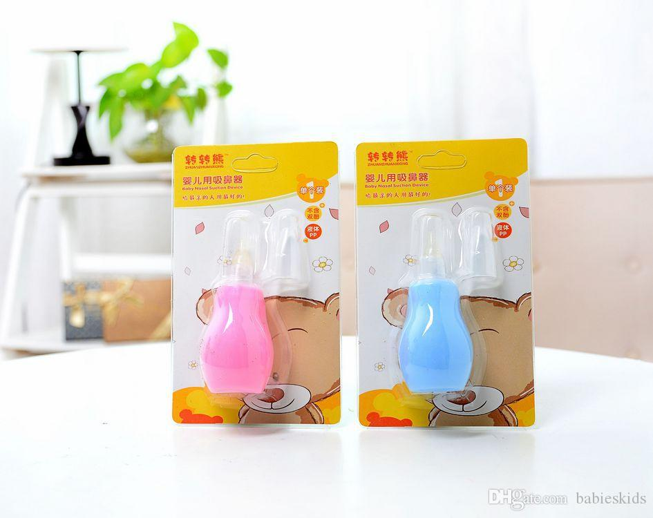 Toddler Nose Cleaner Infant Snot Vacuum Sucker Soft Tip Cleaner Baby Care Products Baby Care Maternity Baby Children Nasal Aspirators