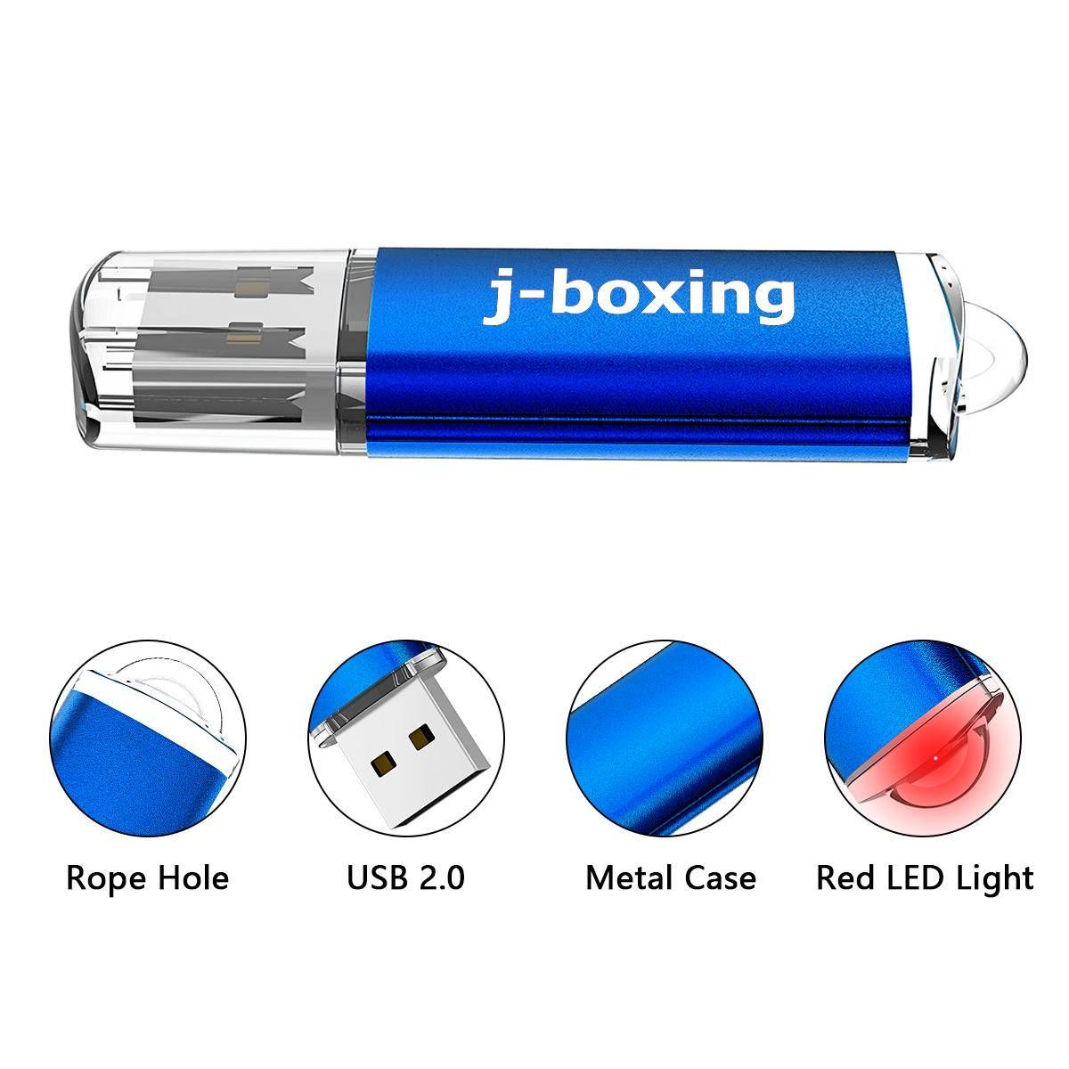Wholesale Bulk 800PCS 128MB USB Flash Drives Rectangle Memory Stick Storage Thumb Pen Drive Storage LED Indicator for Computer Laptop Tablet