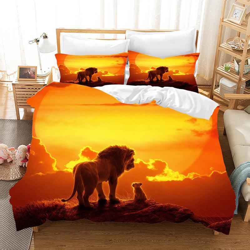 Lion King Pillowcase Child Toddler Size 100/% Cotton