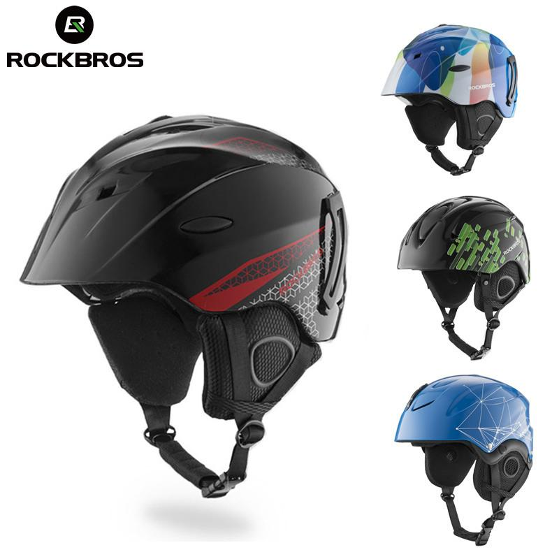 Ski Helmet CE Certification Safety Skiing Helmets Snowboard Winter Chlid Adult Thermal Ultralight Skateboard Head Wear