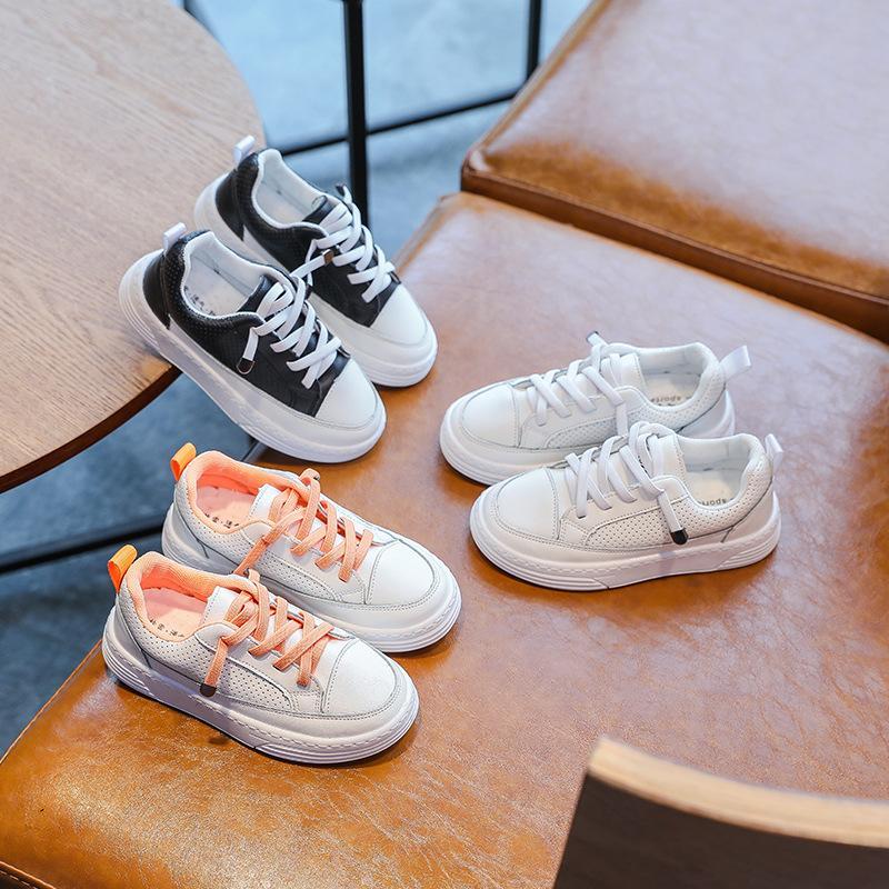 İlkbahar Sonbahar Çocuk Tuval Günlük Ayakkabılar Çocuklar Güzel Bow Düz Topuklar Ayakkabı Kız Prenses Katı Renk Sneakers
