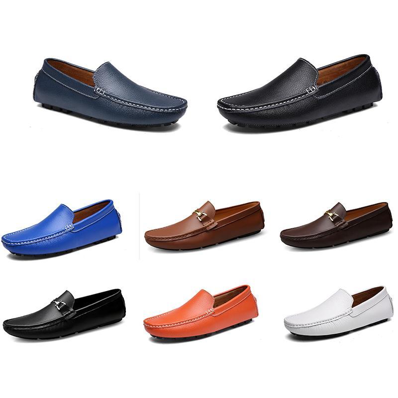 2020 yeni erkek rahat ayakkabılar espadrilles kestane koyu sarı nefes yuvarlak Papyon Fur kırmızı eğitmen üçlü sneaker yürüme güzellik nakliye colo33