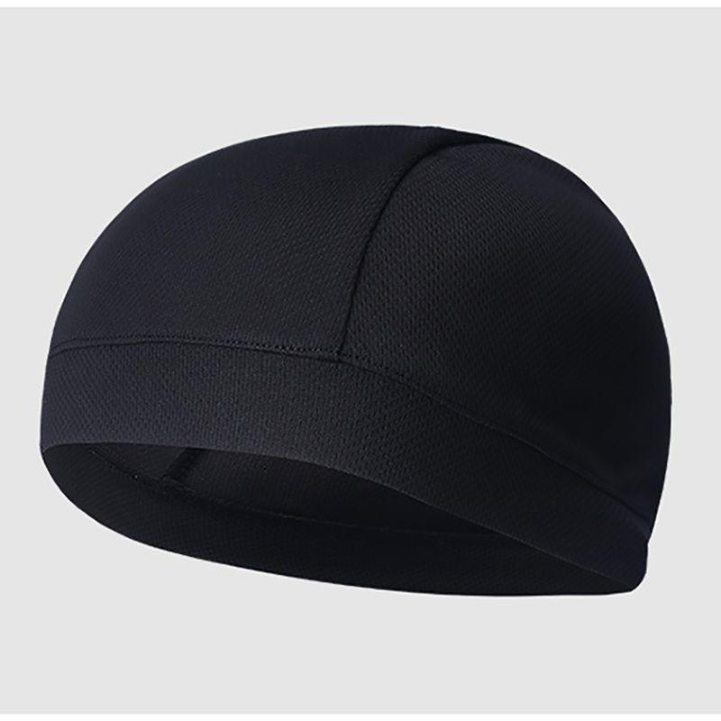 Breathable Mesh Cycling Helmet Inner Caps Anti-Sweat Hat Thin Bike Racing Ski Under Helmet Lining Caps Mesh Cycling Inner Hat
