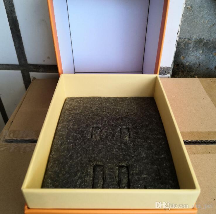 Llavero monedero unisex colgante Bolsas caja del pe Coches Cadenas Anillos tecla Buzón de tacón alto llaveros origianl Box