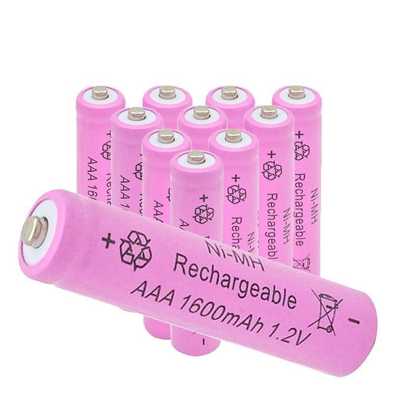 الجملة AAA البطارية 1.2V 1600mAh بطارية 3A متولى حسن متولى حسن نيمه بطاريات الكهرباء 1.2 فولت الأصل عالية السعة
