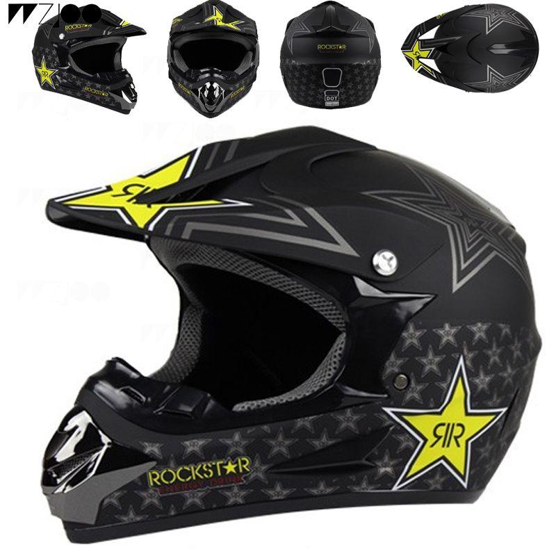 Full Face Motorcycle Helmet Motocross Racing Men Woman Ls2 Original Casco Capacete Casque Moto Mask Off Road Touring Moto Mask Dot Helmets For Sale
