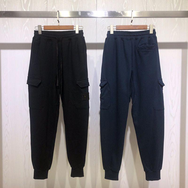 Compre Moda Casual Para Hombre De Nueva Estilista Pantalones Para Hombre De Alta Calidad Trajes De Mujeres De Los Hombres De Moda Los Pantalones Negro Verde Azul Carga A 25 76 Del