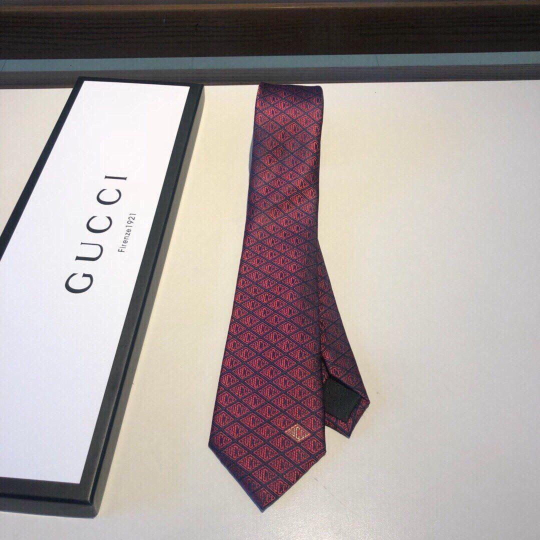 2020 hochwertige Herren-Accessoires Herren Kleidung Geschenke Krawatte Mode Krawatte gut NA4O
