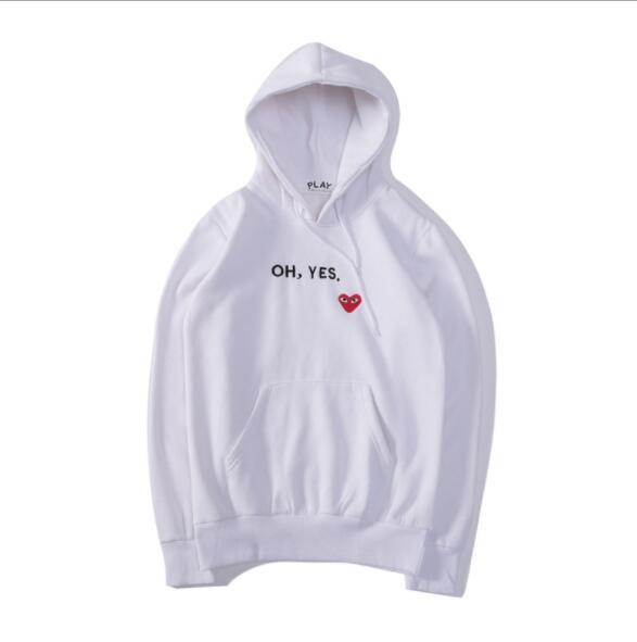 Großhandel Neue Designer Hoodies Für Männer Luxus Sweatshirts Frühling Langarm Frauen Hoodies Mit Buchstaben Mode Herren Tops Kleidung 3 Farben Von