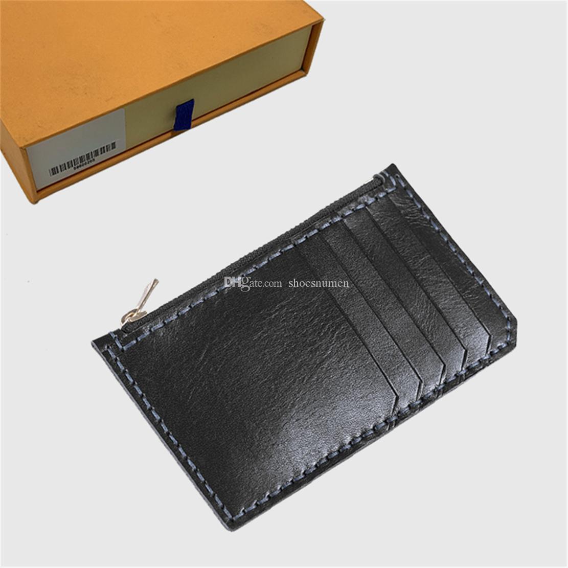 حامل بطاقة المحفظة رجل مفتاح الحقيبة بطاقة إمرأة حامل حقائب جلدية حامل رشيق الأفعى المحافظ الصغيرة محافظ عملة المحفظة حقيبة يد 29-43