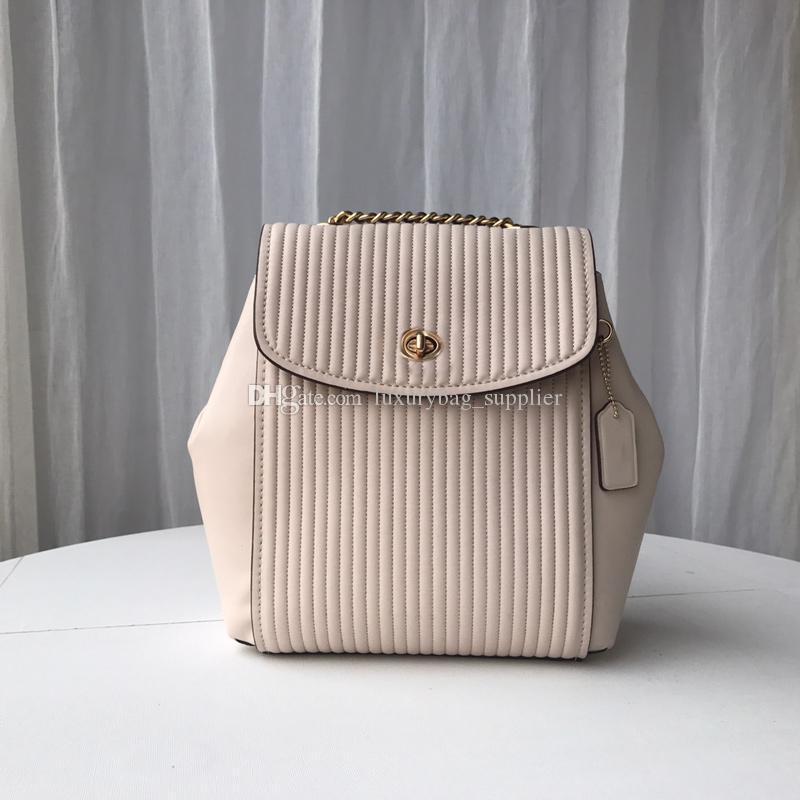 Designer Sacs à main de luxe Wallet Sac à dos cuir véritable sac à main de haute qualité Mode Mode Backbags grande capacité Zipper Livraison gratuite