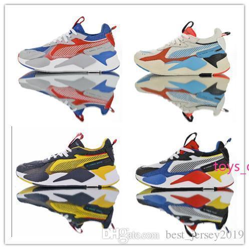 Spielzeug Mitteilung RS-X Laufschuhe für Männer Turnschuhe Männer Turnschuh Frauen Jogging Frauen-Sport-Trainerinnen Jungen Chaussures Mädchen