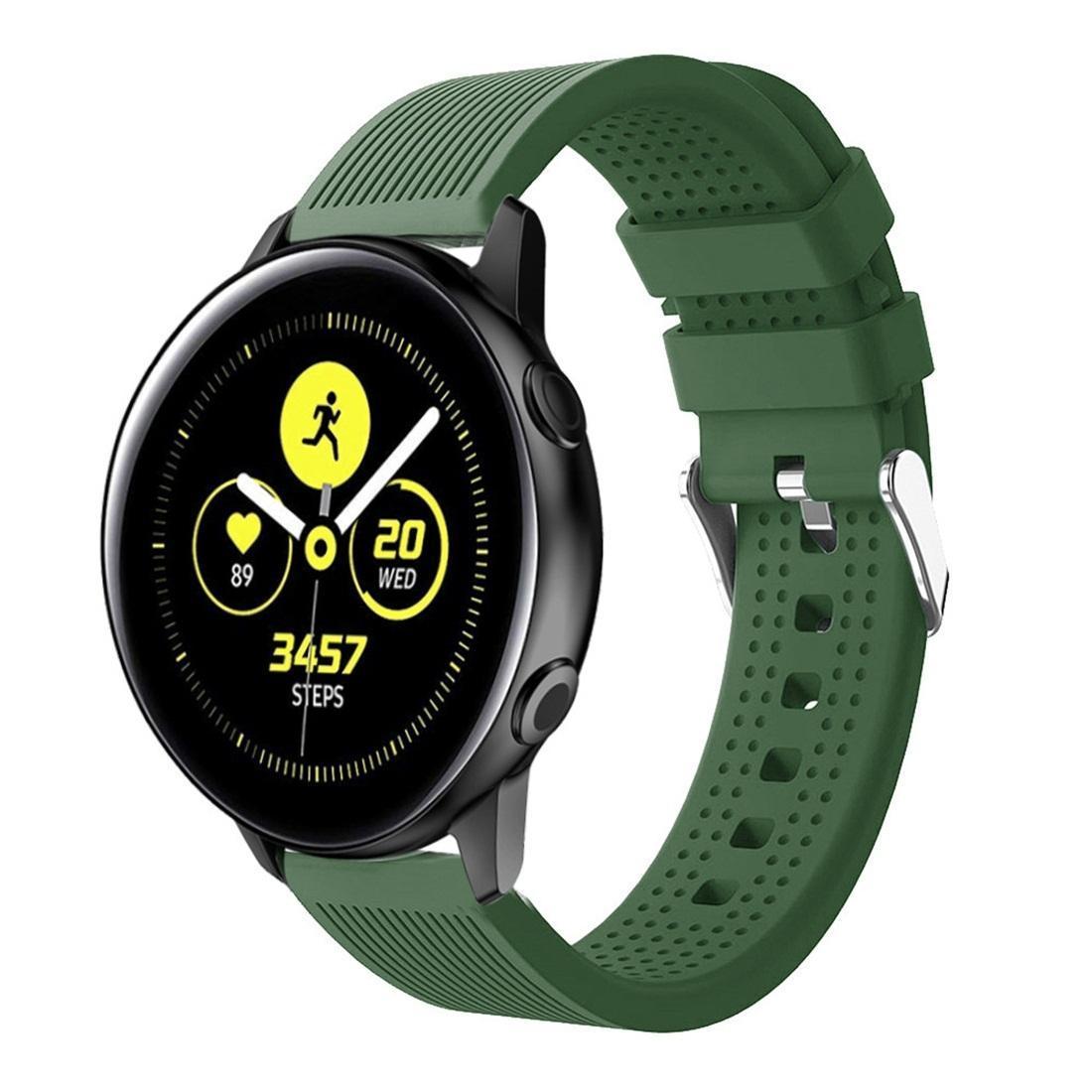 Pulseira De Silicone de Relógio Inteligente Para Garmin Vivoactive 3