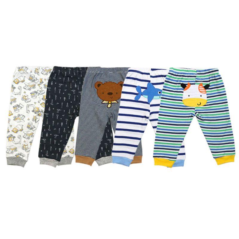 Compre 5 Unids Set Pantalones De Bebe 0 24 Meses Bebe Pantalon 3 Unids Bordado 2 Unids Imprimir Cuff Style Pant Children Colorido Y Lindo Wear 15 A01 Y190529 A 8 22 Del Gou08 Dhgate Com