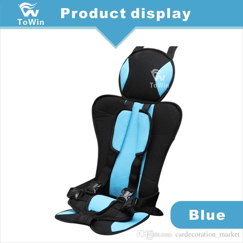 Assento de alta qualidade Safety Car bebê do estilo do design Durable Protective Pad simples Confortável presente Pillow para Crianças Crianças equitação Proteção