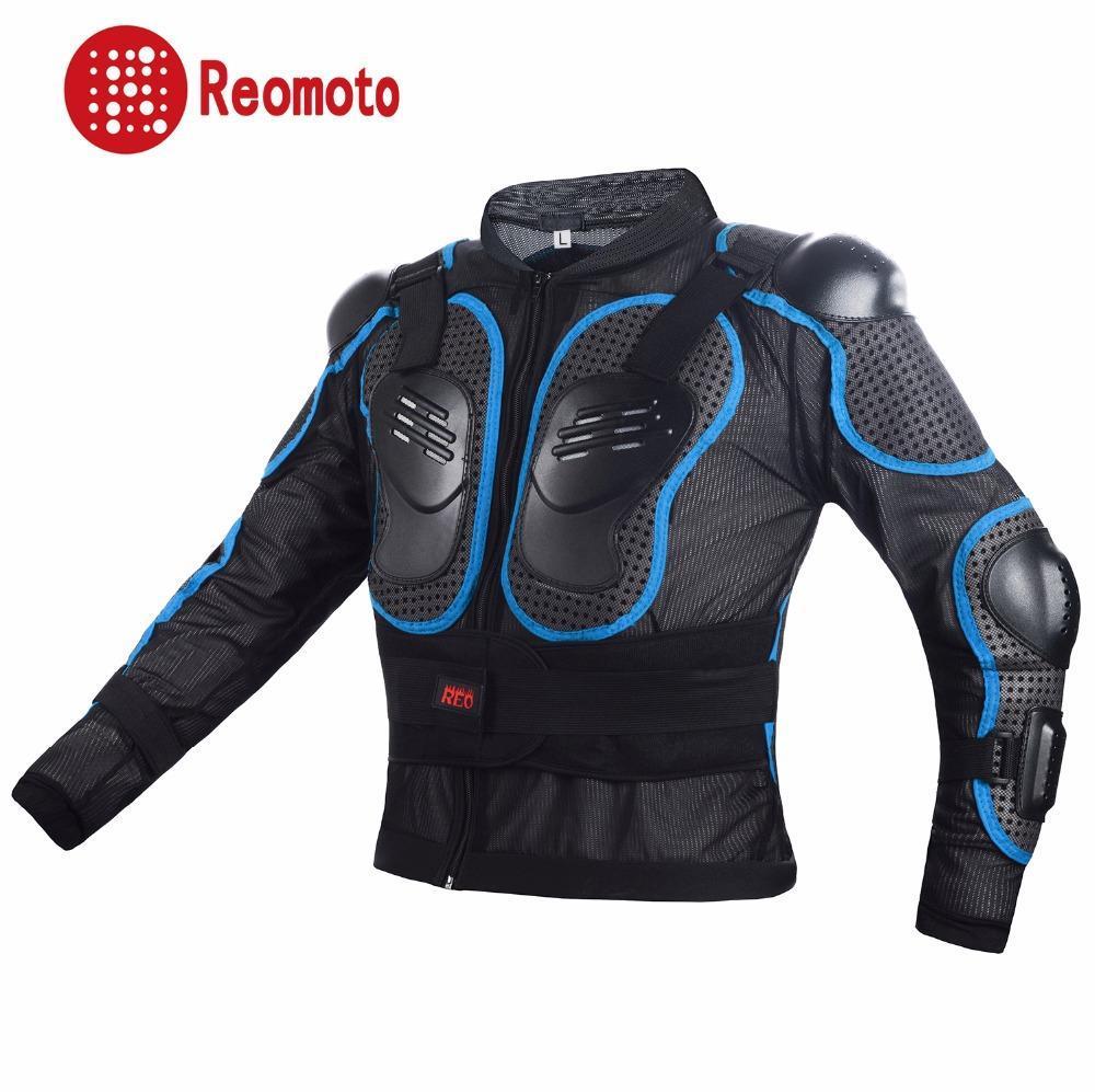 Reomoto Motocross Moto Protective Body Armor Jacket Motorcycle Armor Racing Motorcycle Jacket Moto