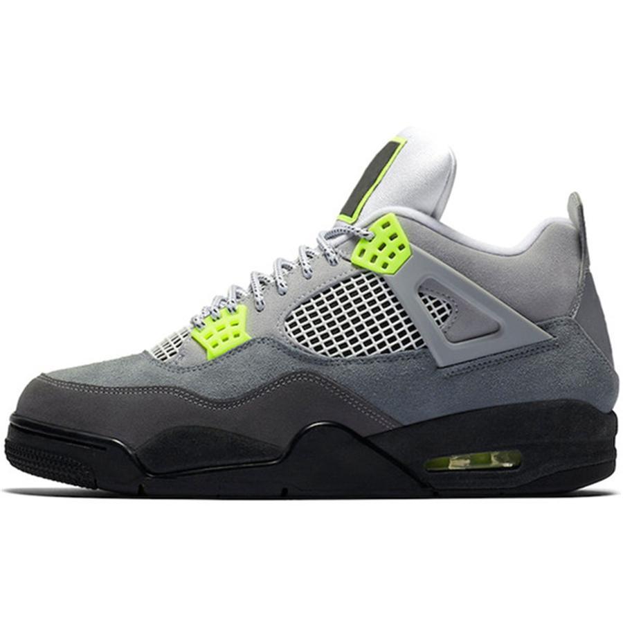 Chaussures de basket-ball en gros 4 4S Libre pur argent Vi Laser 5Lab 30th Anniversary pas cher Prix Chaussures en ligne Sneakers 124 # Athlétisme extérieur