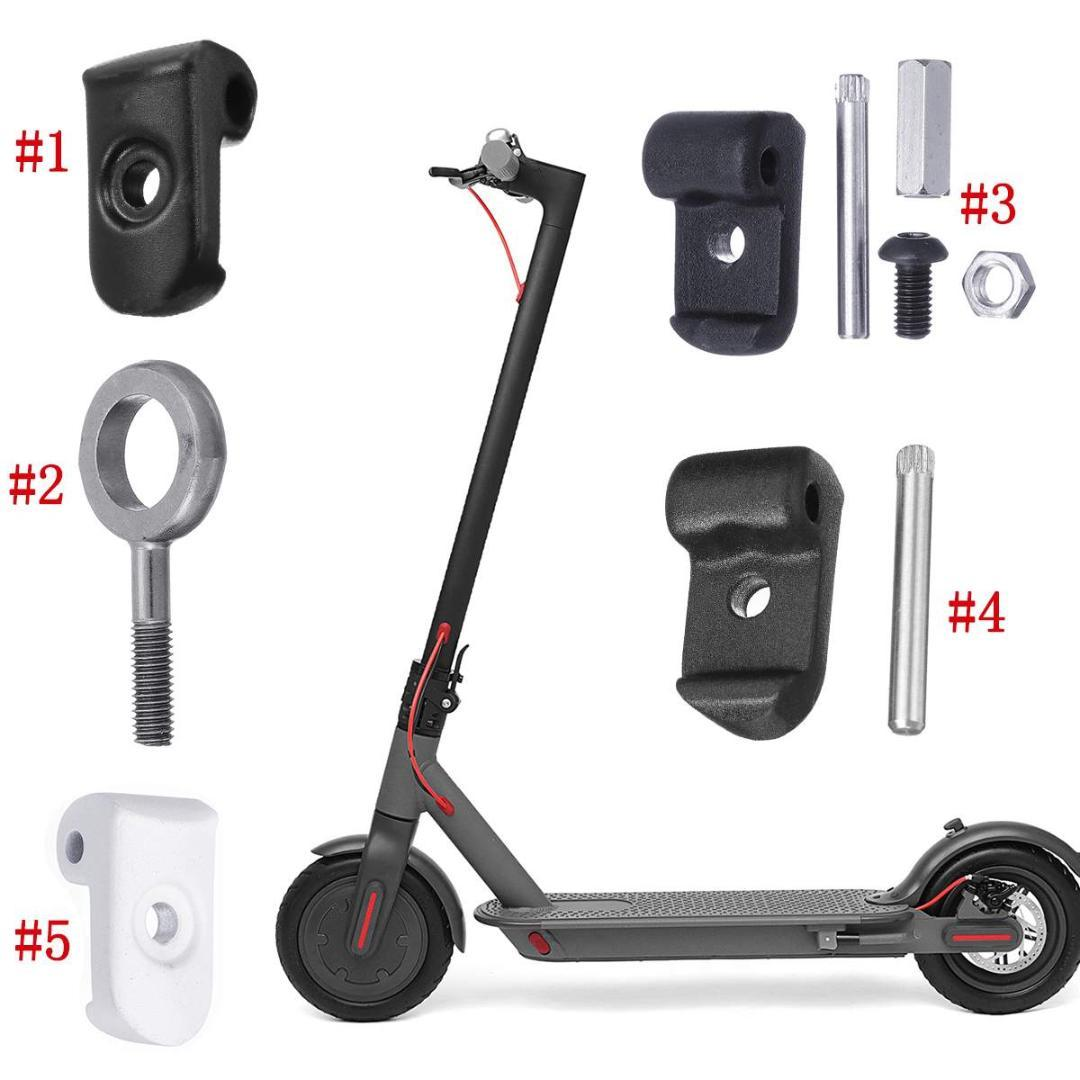 Modification Lock Joint Front Latch Replacement Shaft Locking Buckle  Replacement Pats for Xiaomi Mijia M365 Electric Scooter