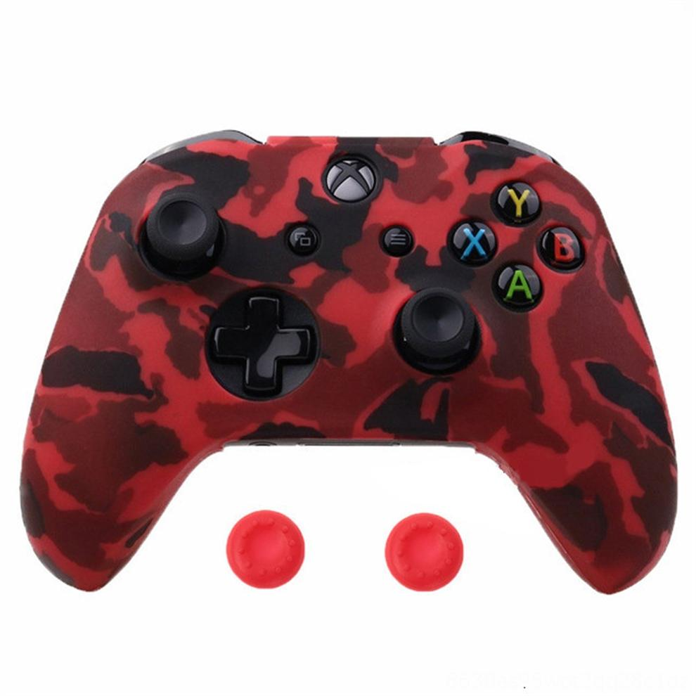 Pulgar cráneo 5vD7Q palillo de apretones Cap Joystick Gamepad cubierta de la caja THUMBSTICK Sony PlayStation One 4 PS3 PS4 Xbox 360 Controller para 3
