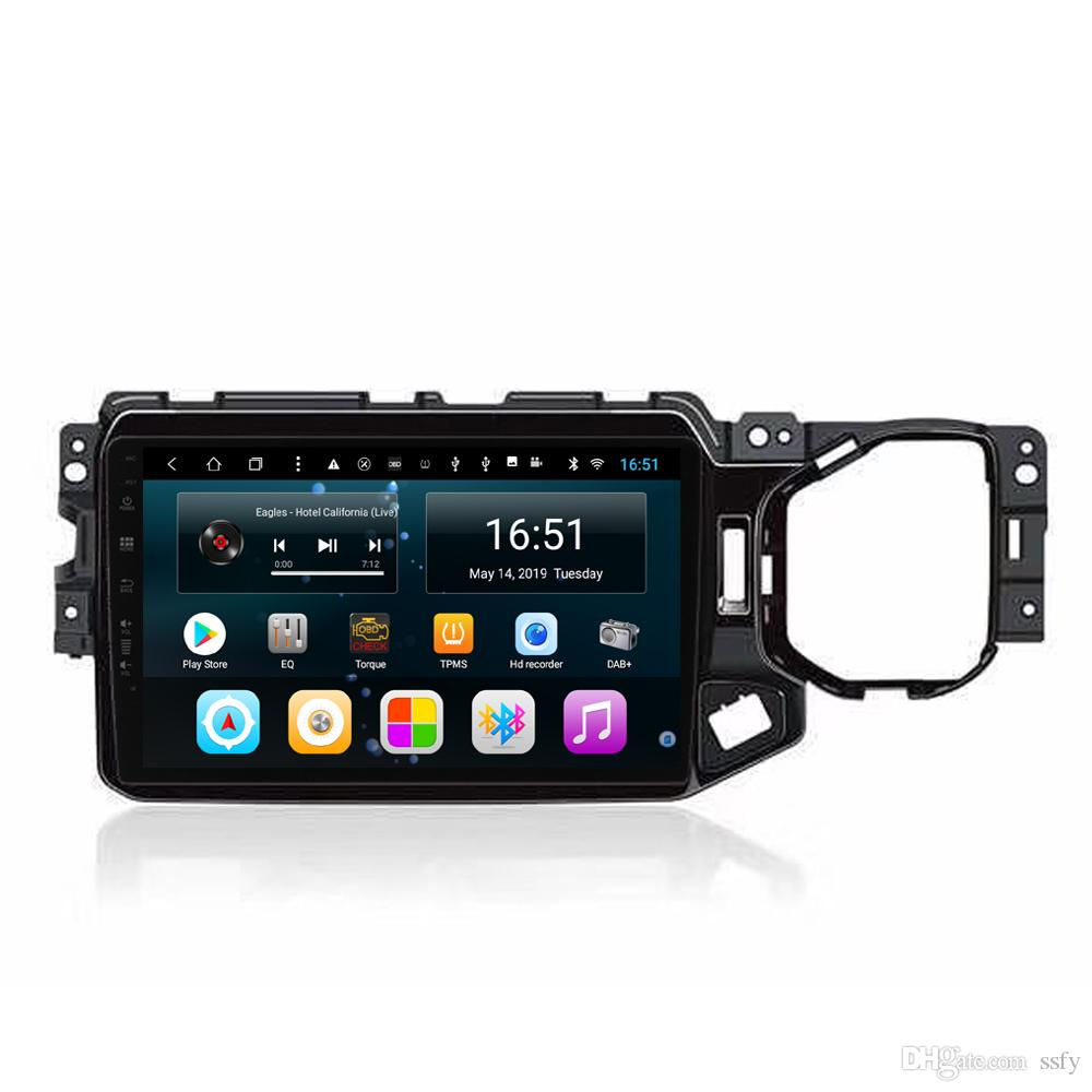 Android car player with multimedia player radio AM FM microphone bluetooth lossless music fast delivery for Chery Tiggo 5X 10.1inch