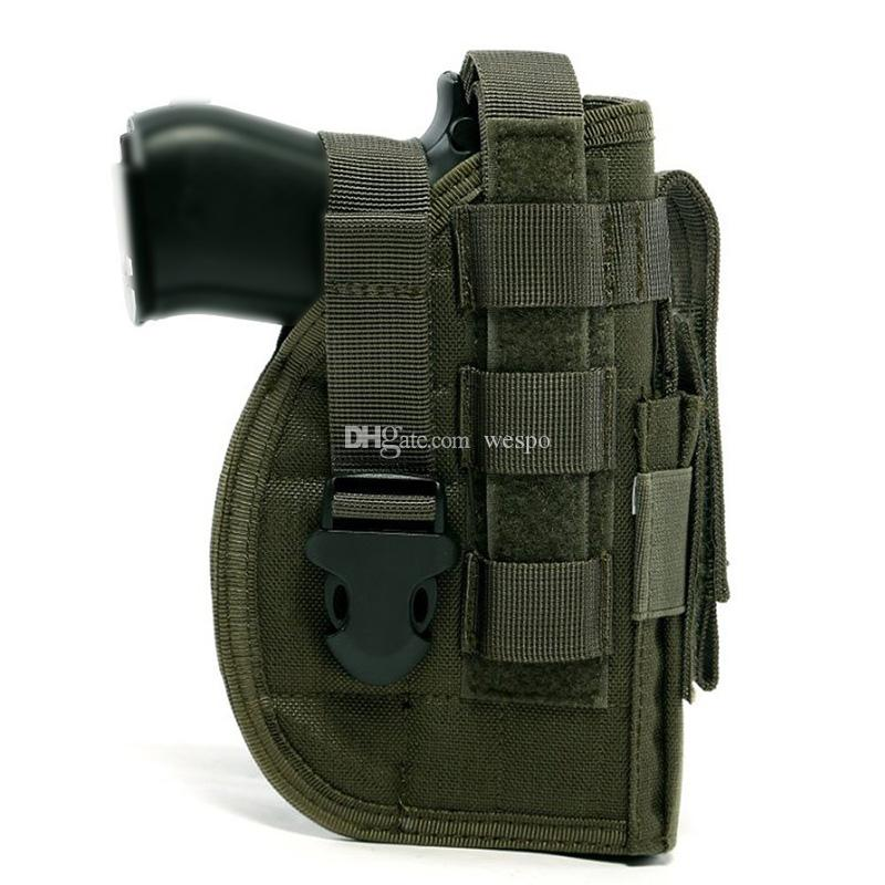 Tactical Multifunction Waist Breathable Belt Cover Outdoor Invisible Gun Holster