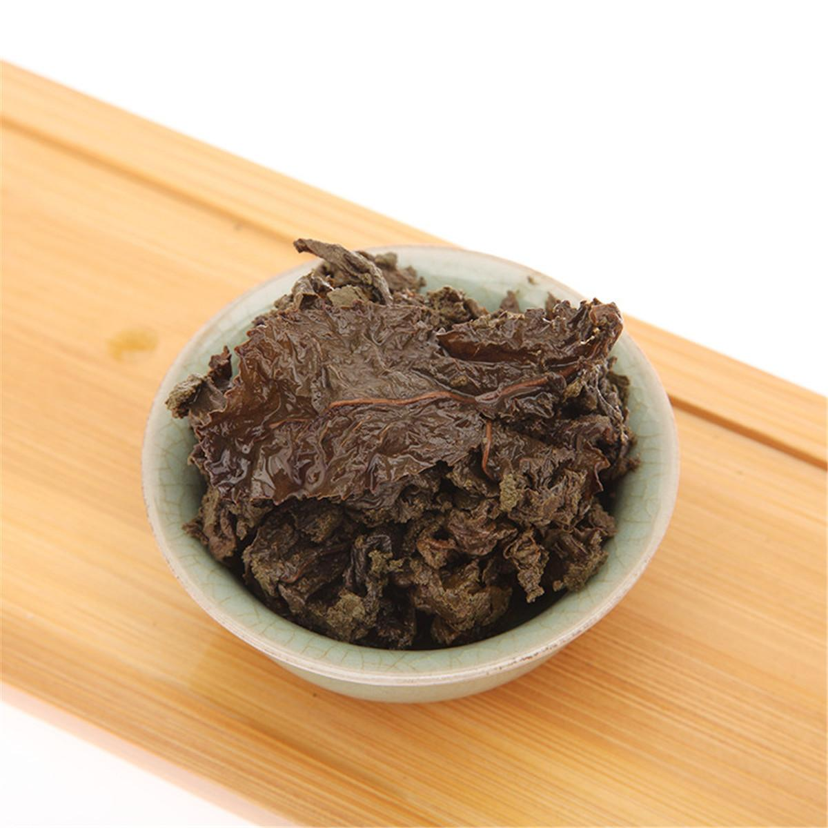 Sıcak satış ambalaj 250g Çin Organik Ginseng Oolong Çay Taze Doğal Güzellik Çay Yüksek Kalite Oolong Çay Vakum
