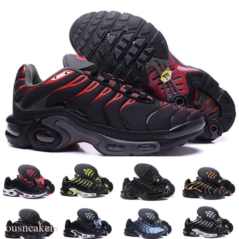 2020 Tn Plus Mens Running Shoes New