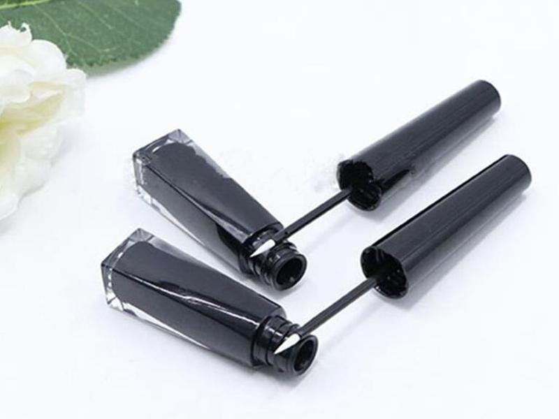 3ml maquillage noir vide Traceur liquide Rechargeables bouteille Applicateur Sourcils Enhancer Cils croissance Tubes Sérum
