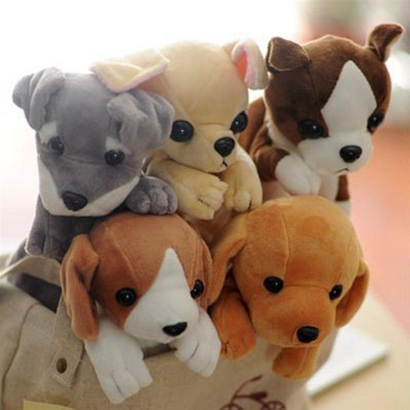 Dog Cute Kawaii Animal plush pruse Soft Plush Toy high Quality Baby Sleeping Birthday Gift Girl Child Decoration Appease Doll