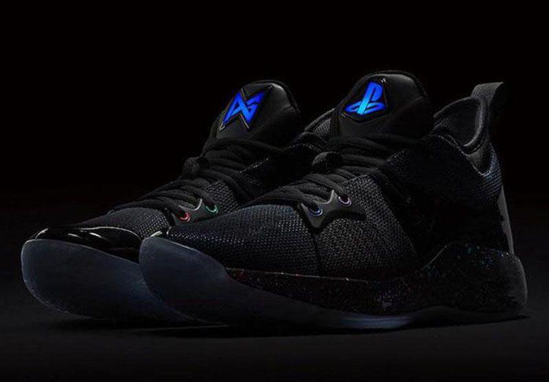 Toptan PG 2 PlayStation Toros Yol Master Basketbol Ayakkabı Paul George II PG2 2 s PS Atletik Spor Sneakers Boyutu 40-46