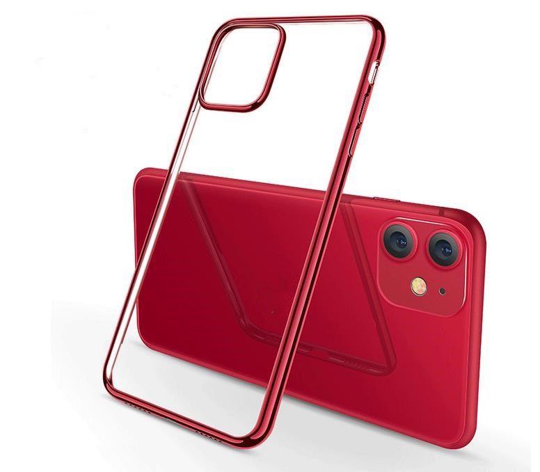 Прозрачный акриловый ТПУ PC Phone чехол для iPhone 11 Pro XS XR 8 7 6 Plus Clear Cover