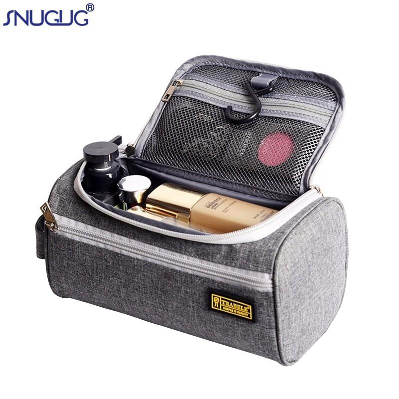 High Quality Travel Organizer Waterproof Mens Toiletry Kit Portable Hanging Cosmetic Bag Women Makeup Case Male Hook Wash Bags