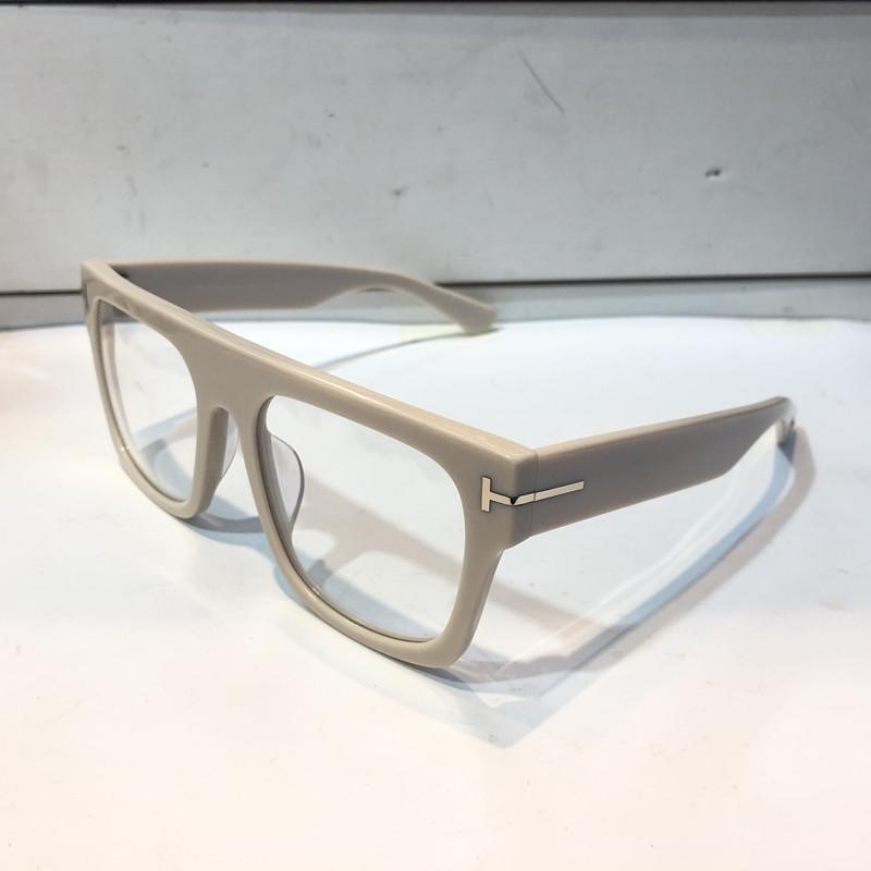 Luxo-Designer De Mulheres Óculos Banhado Retro Quadrado Quadro 5634 Óculos Para Homens Simples Popular Estilo de Qualidade Superior Com Pacote Original